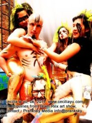 "12(c) ceciliawyu. london, 2012 art title: ""Nothing Left to Burn"" photo series. www.ceciliayu.com"