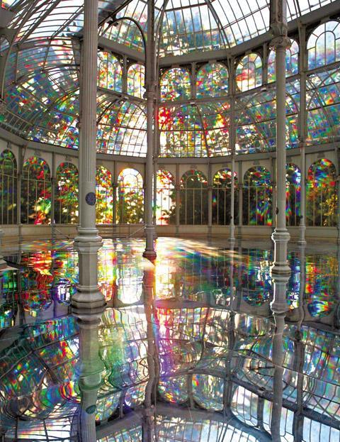 Crystal Palace, Madrid, Spain, photo via Appleday tumblr