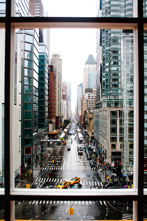 Rainy Day, New York Cityphoto via holly