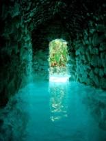 Blue Grotto, San Miguel de Allende, Mexico photo via victoria cederle's pinterest
