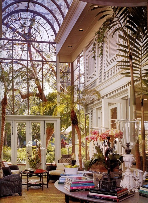 Conservatory, Beverly Hills, Californiaphoto via sascley
