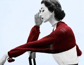 1950s shrug