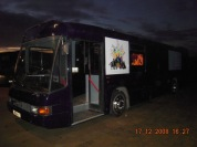 outside view of the bus