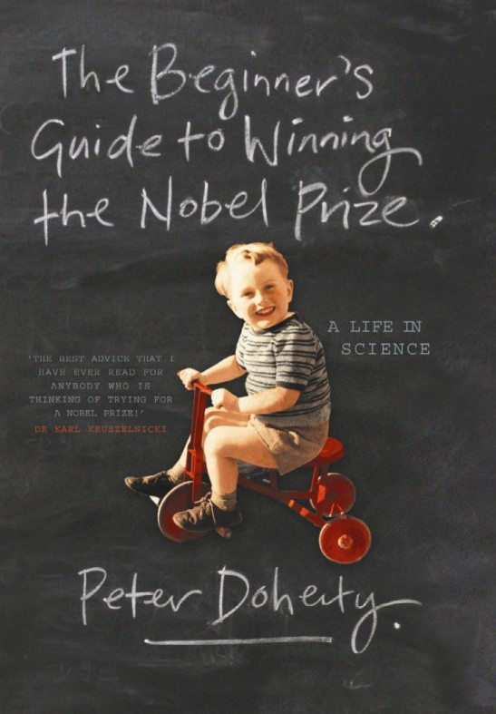 Peter Doherty's Book about his Nobel Prize winning
