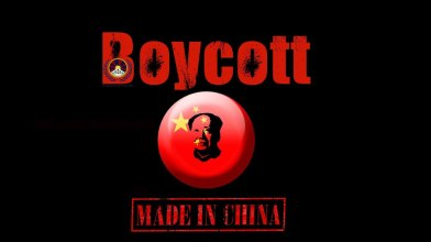 Boycott Made in Mao's China