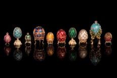 eggs (c) Fabergé