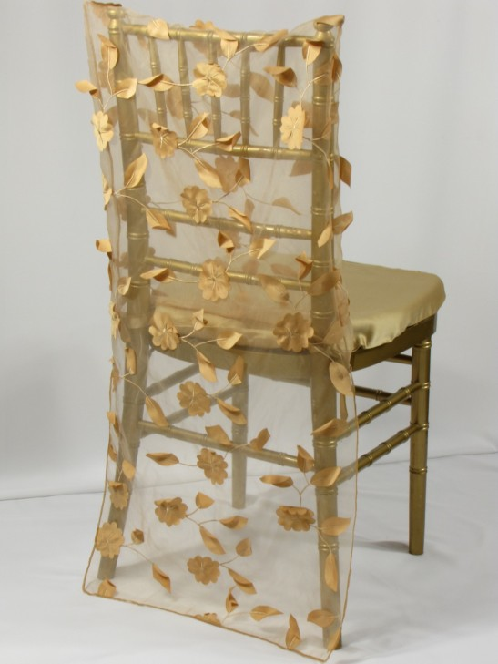 Gold_flower_organza_chair_back