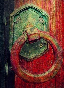 gorgeous view door knob