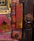 lion's head door knob