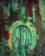lucky door knob