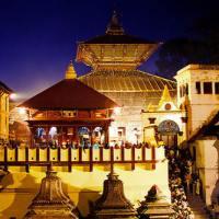 Om Namah Shivaya x108: Maha Shivaratri @Pashupatinath Nepal.
