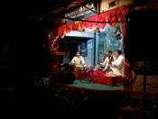 Pashupatinath full moon concert