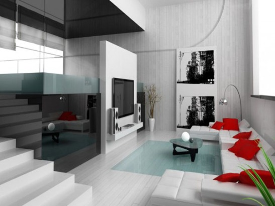 White-lounge-room-designs
