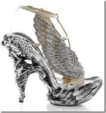 Alexander McQueen Heavenly shoes