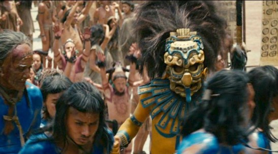 apocalypto flags temple 2006 mel gibson