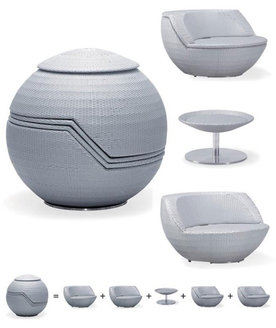 golfball-chair