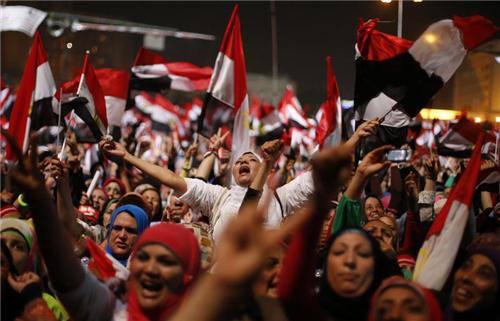 FORMER PRESIDENT MORSI RESPONDS
