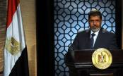 President Morsi rejected calls for his resignation