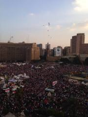 Unconfirmed reports indicate that Egypt's Presidency is investigating potentially holding a referendum