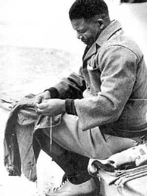 Mandela en estado critico image fr taringa.net