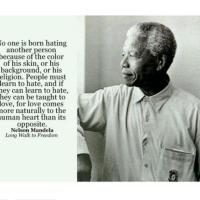 RIP Nelson Mandela!...A life well-lived...XXOO