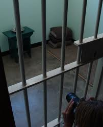 Nelson_Mandela's_prison_cell,_Robben_Island,_South_Africa 2