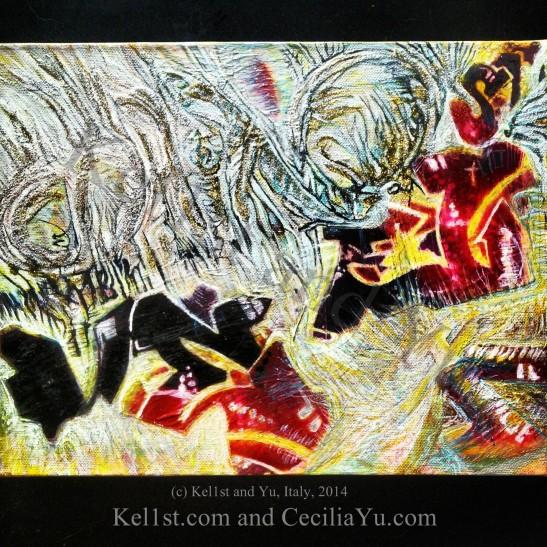 Kel1st and Yu 4 Los Angelos