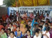 Zepaniah free education 13