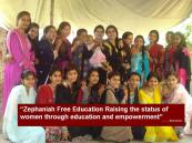 Zepaniah free education 15