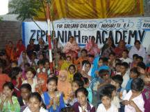 Zepaniah free education 24