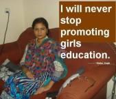 Zepaniah free education 9