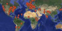 Location 2014 RingBells4Peace