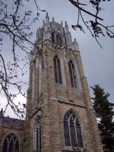 University of the Sout, Shapard Tower chapel