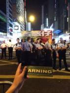 civil servant support protest #hongkong3