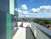 Greenhouse penthouse