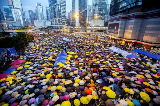 Hong Kong Protests 2014