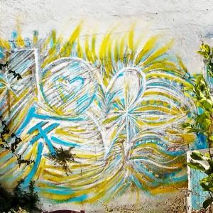 calligraffiti experiment