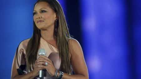 Vanessa Williams (c) BBC world news