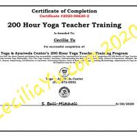#Covid19 #Lockdown Diary: My 200+ hours #Yoga Teacher Training Practice Journal